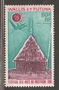Wallis and Futuna Islands  SC   C40  Mint, Never Hinged