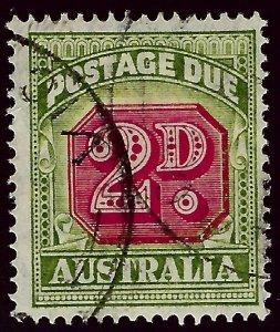 Australia SC J41 Used F-VF hr...An Amazing Country!