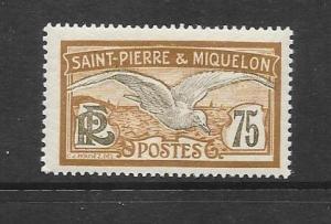 ST PIERRE #102  MLH