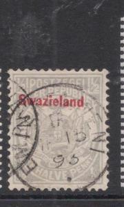 Swaziland SG 10 VFU (4dfe)