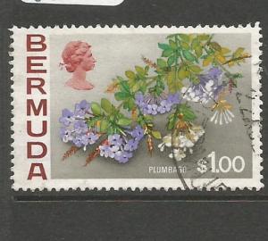 Bermuda SG 263a VFU (10cgx)