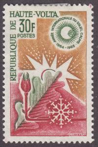 Burkina Faso 133 Allegories 1964