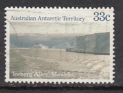 AAT SC# L67  1984 33c Iceberg Alley used