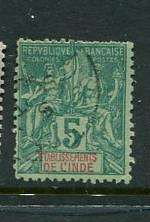 French India #4 Used