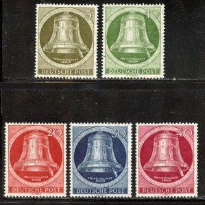 Berlin # 9N75-9, Mint Hinge. CV $ 39.00