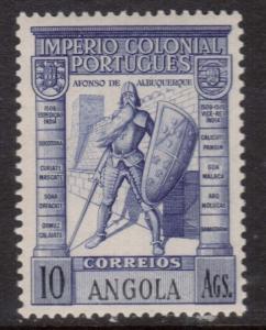 Angola #290 VF/NH