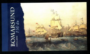 ALAND IS #225 MINT BOOKLET VF Cat $18