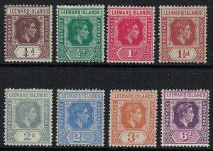 Leeward Islands #103-10*  CV $12.20