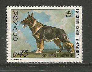 Monaco   #879  MNH  (1973)  c.v. $10.50