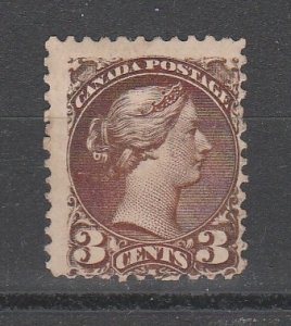 #39 or 41 Canada QV Mint NGH