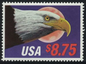 Scott #2394 Mint NH Bald Eagle and Moon