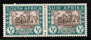 South Africa 1939 Huguenot Landing ½d+½d SG 82 mint