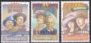 Australia #1143-5  MNH CV $5.95  (A19588)