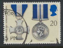 Great Britain SG 1519  Used  - Gallantry Awards / Medals