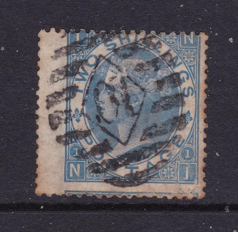 Great Britain a decent QV 2/- blue used