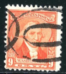 United States - SC #714 - USED - 1932 - Item USA1233