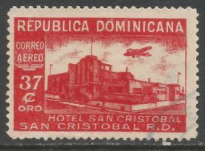 DOMINICAN REPUBLIC C76 VFU C664-2
