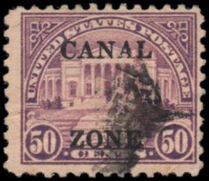 Canal Zone 94 used