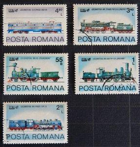 Romania, Train, (1673-Т)