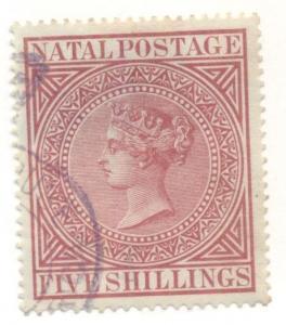 NATAL #57 Used, Scott $42.50