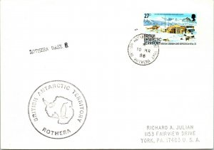 1988 British Antarctic Territory 169