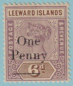 LEEWARD ISLANDS 18 MINT NEVER  HINGED OG * NO FAULTS VERY FINE!
