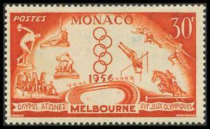 Monaco 364 Mint VF LH