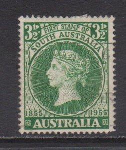 SC285 Australia South Australia Stamp Cent used