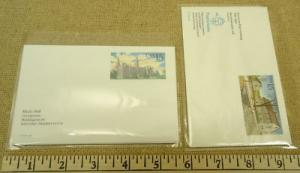 Collection of 15c Stamp USA Postcards 76qty