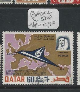 QATAR  (PP1403B)  SG  320   VFU