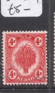 Malaya Kedah SG 29 MOG (3dkx)