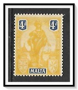 Malta #107 Malta MHR