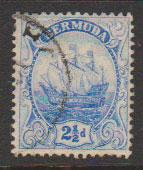 Bermuda SG 48  perf 14 good used  see description details