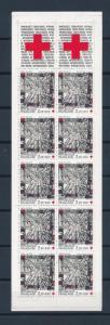 [37609] France Frankreich 1986 Red Cross Carnet Booklet MNH