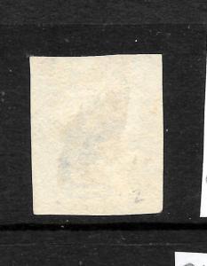 GREAT BRITAIN  1844   2d  BLUE   FU   SG 5