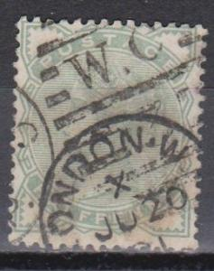 Great Britain #78 F-VF Used CV $12.00 (B7850)