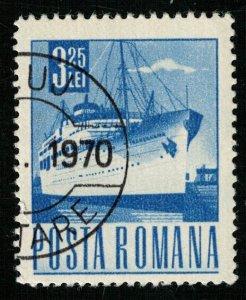 1970 Romania 3.25Lei (RТ-1014)