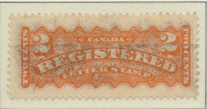Canada Stamp Scott #F1, Used - Free U.S. Shipping, Free Worldwide Shipping Ov...
