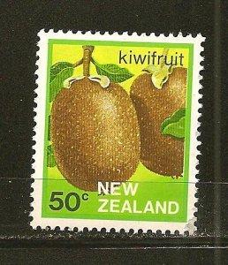 New Zealand 765 Kiwi Fruit MNH