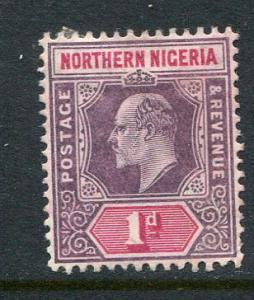 Northern Nigeria #20 Mint No Gum