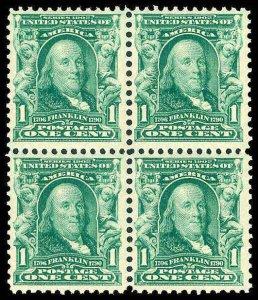 U.S. 1902-03 ISSUE 301  Mint (ID # 83832)