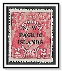 North West Pacific Islands #45 KG V MLH