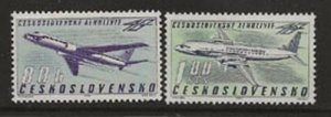 Czechoslovakia 1178-1179 m