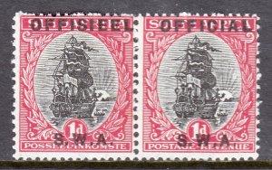 South West Africa - Scott #O6 - MH - SCV $2.00