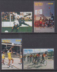 Eritrea 267-270 MNH VF