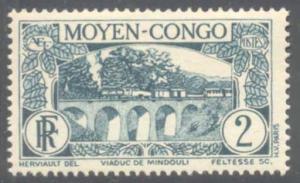 Middle Congo ~ #66 ~ Mindouli Viaduct ~ MNH