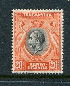 Kenya Uganda & Tanganyika #50 Mint