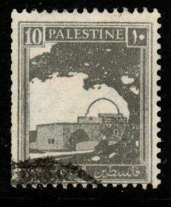 PALESTINE SG97a 1938 10m GREY USED