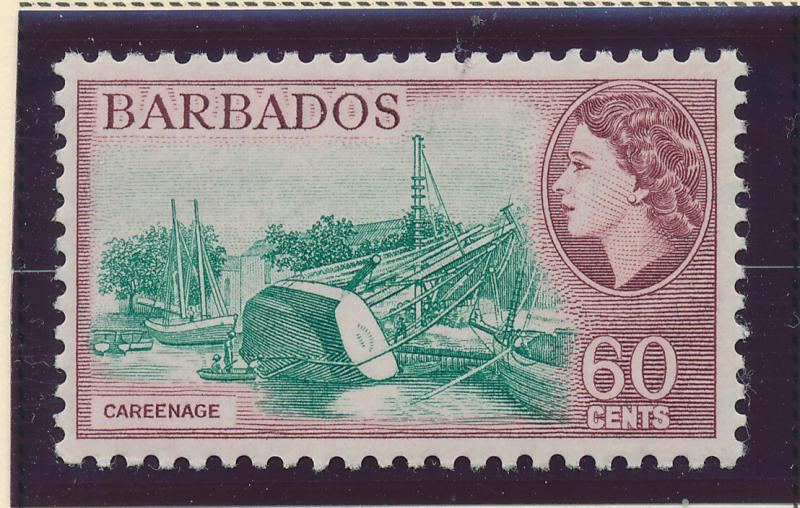 Barbados Stamp Scott #263, Mint Hinged - Free U.S. Shipping, Free Worldwide S...