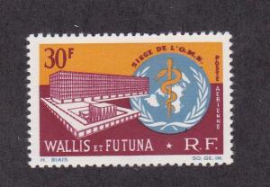 Wallis and Futuna Islands C25, F-VF, MH